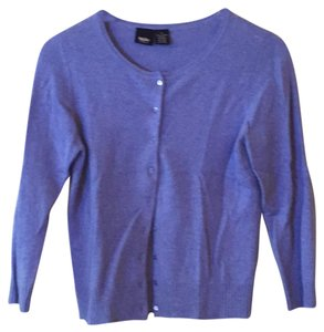Mossimo Supply Co. Cashmere 3-quarter Sleeves Cardigan