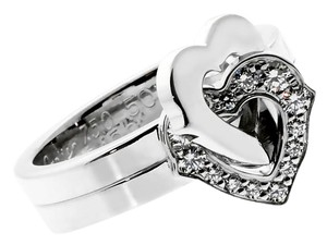 Cartier Cartier C Heart of Cartier Diamond White Gold Ring