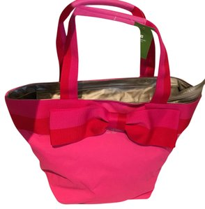 Kate Spade Tote in Pink And Red