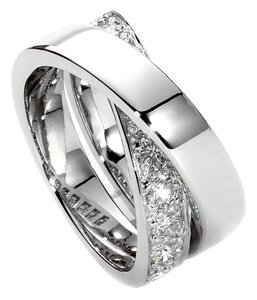 Cartier Cartier Nouvelle Vague Diamond White Gold Ring