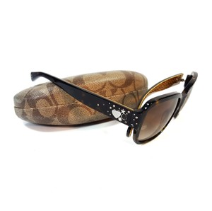 Coach Tortoise L013 ELLA Sunglasses - LIMITED EDITION