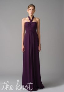 Monique Lhuillier Plum 450021 Dress