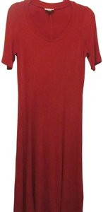 Coldwater Creek short dress burnt orange on Tradesy