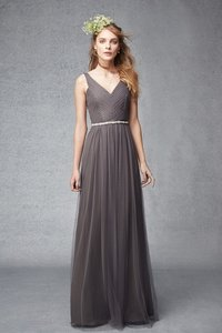 Monique Lhuillier Slate 450248 Dress