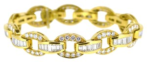 Other 18K Yellow Gold 8.75Ct Diamond Bracelet 51.8 Grams 7