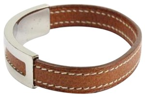 Hermès Leather Bracelet 3HERA722
