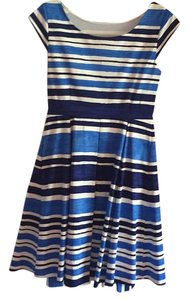 Kate Spade short dress Blues and whites on Tradesy