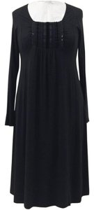 Attesa Attesa Maternity Black Dress