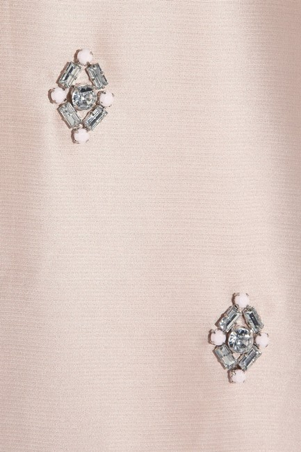 Tory Burch Jeweled Holiday Night Out Top Blush Champagne