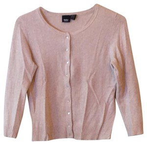 Mossimo Supply Co. Cashmere Beige Cardigan