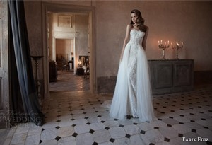 Tarik Ediz Beril Wedding Dress