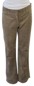 Theory Straight Pants LIGHT BROWN
