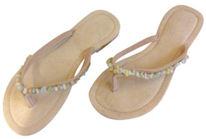 Unknown Tan Sandals