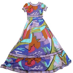 Pucci inspired vintage dress Dress