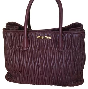 Miu Miu Tote in Beaudux