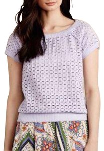 Anthropologie Top Lavender Anthropologie
