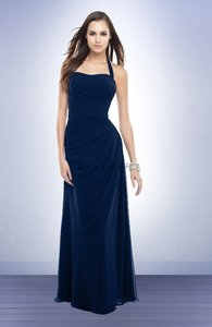 Bill Levkoff Navy 160 Dress