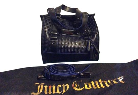 Juicy Couture Perforated Cross Body Bag