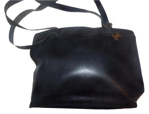 Handcrafted Leather/HCL M-l Size Satchel in HCL logo print Coated Canvas & leather in black/greys