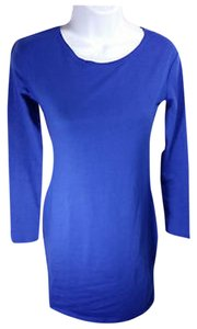 Tobi short dress Cobalt on Tradesy