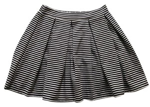 American Eagle Outfitters Skirt Black & White