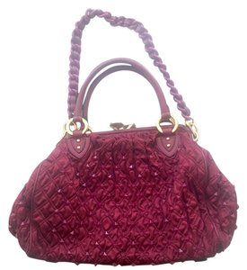 Marc Jacobs Satchel in Ruby