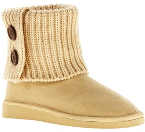 Other Sweater Beige Boots