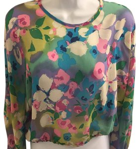Rory Beca Top Floral multi