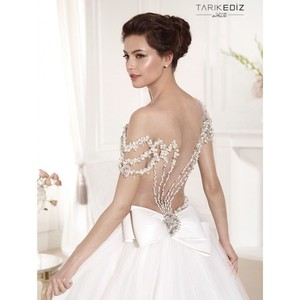 Tarik Ediz Kemik (g1101) Wedding Dress