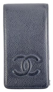 Chanel Caviar iPhone Case