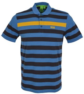 Hugo Boss Men's Polo Polo T Shirt Multi-color