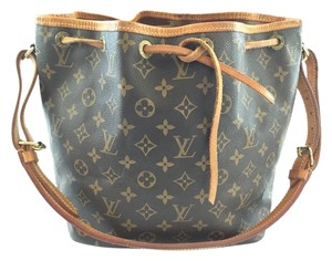 Louis Vuitton Petit Noe Tote in Monogram