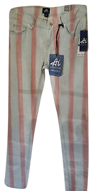 American Icon Skinny Jeans-Distressed