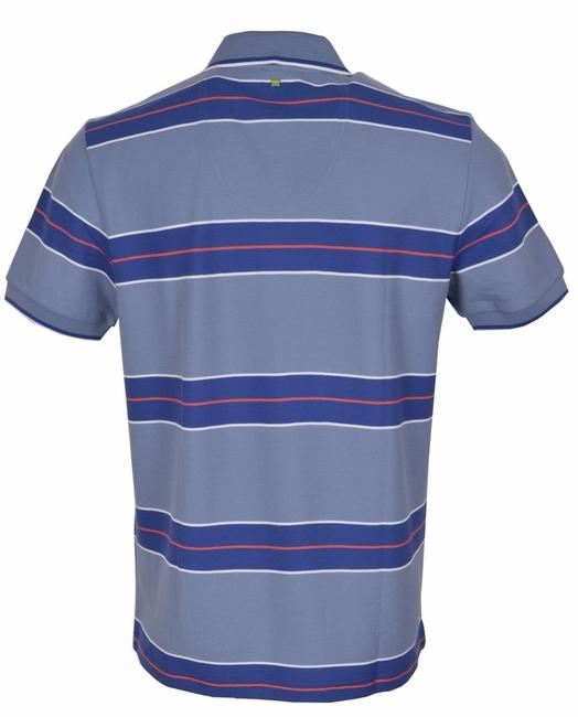 Hugo Boss Polo Polo T Shirt Slate Blue Image 2