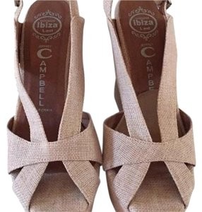 Jeffrey Campbell Pink Wedges