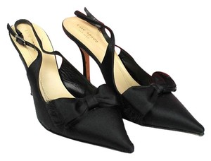 Kate Spade Satin black Pumps