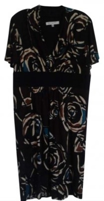 Preload https://img-static.tradesy.com/item/179171/evan-picone-brown-floral-multi-colored-knee-length-workoffice-dress-size-14-l-0-0-650-650.jpg