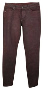 7 For All Mankind The Skinny Jeans-Dark Rinse