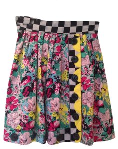 Plenty by Tracy Reese Skirt Multi color