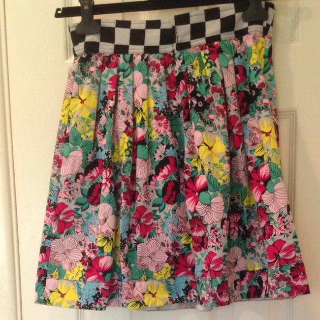Plenty by Tracy Reese Skirt Multi color Image 3