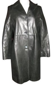 Coach Cop Biker Motorcycle Rocker Pea Coat
