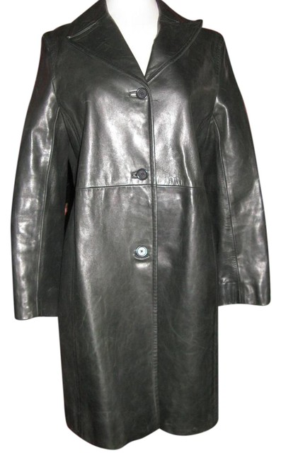 Preload https://img-static.tradesy.com/item/17917540/coach-black-motorcycle-police-style-heavy-weight-leather-jacket-pea-coat-size-10-m-0-1-650-650.jpg