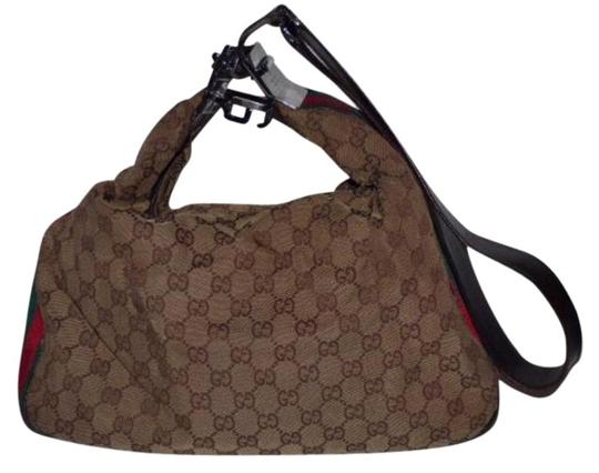 Preload https://img-static.tradesy.com/item/17917771/gucci-vintage-pursesdesigner-purses-shades-of-brown-large-g-logo-leathercanvas-hobo-bag-0-2-540-540.jpg