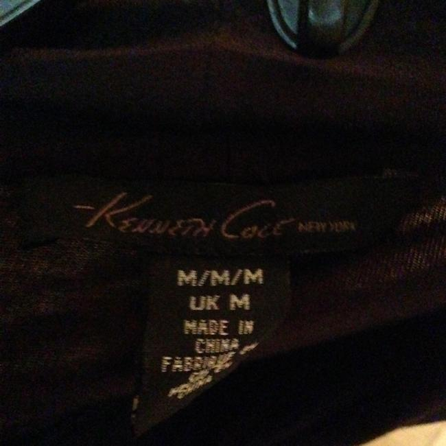 Kenneth Cole Night Out Work Sleeveless Top Black Image 2