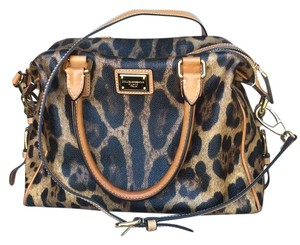 Dolce&Gabbana Satchel in Animal Print
