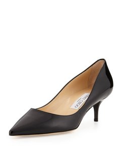 Jimmy Choo Pump Designer Black Formal