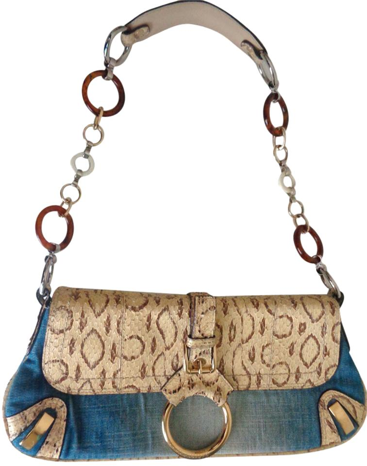 Dolce Gabbana D G Dust Card Shoulder Bag