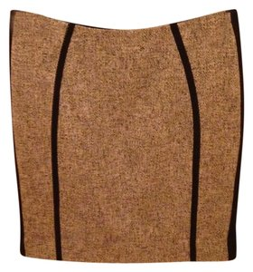 White House | Black Market Pencil Tweed Skirt grey tweed