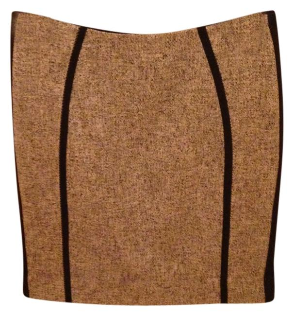 White House | Black Market Pencil Skirt grey tweed