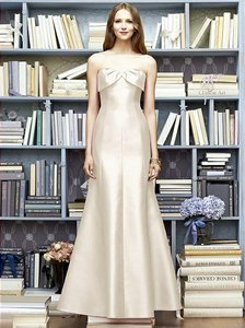 Lela Rose Ivory Lr211 Dress